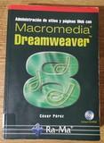 LIBRO MACROMEDIA DREAMWEAVER 8 (2006) - foto