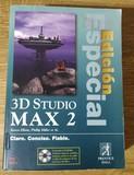 EDICIÓN ESPECIAL 3D STUDIO MAX 2 (CON CD - foto