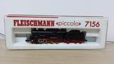 Fleischmann - Locomotora Vapor escala N - foto