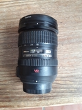 Nikon AF-S DX 18-200 VR estabilizado - foto
