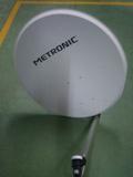 Vendo antena parabolica 80cm - foto
