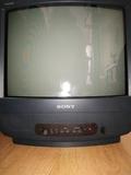 Sony Trinitron kv-m1450e de 14 pulgadas - foto