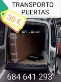 Transporto puertas - foto