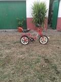 Bicicletas antigua infantil - foto