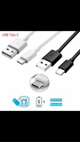 Cable Micro USB Tipo C - foto