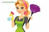 Busco trabajo limpiadora, persona mayor - foto