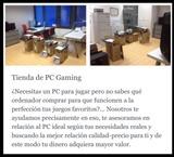 PC Gaming en liquidación - foto
