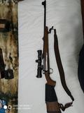 Rifle Krico armu - foto