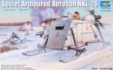 Aero deslizador ruso 1/35 - foto