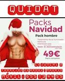 Packs navidad hombre - foto