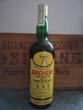 scotch whisky archers de 1970 - foto