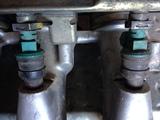 Rampa inyección Lancia Delta Integrale - foto