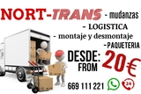 Transportes y mudanzas Nort-Trans - foto
