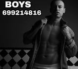 Boys madrid #699214816# llamame - foto