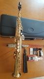 Saxofon Soprano - foto