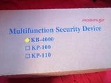 Teclado programable Posiflex KB-4000 / P - foto