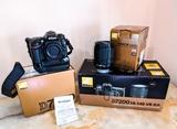Nikon 7200 + 4 lentes + Funda - foto