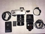 Leica digilux 3 + leica d 14-50 mm - foto