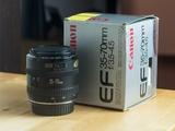 Objetivo Canon 35 - 70 mm f3.5 - 4.5 - foto