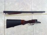 Escopeta paralela Eusebio Arizaga - foto