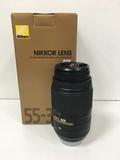objetivo nikon 55-300mm - foto
