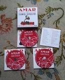 3 cds amar en tiempos revueltos 75 canci - foto