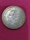 moneda 2000 pesetas 1998 - foto