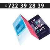 Flyers tarjetas vinilos imprenta ¡llame! - foto