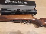 Rifle Cerrojo con pelo cal. 222 caza - foto