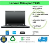 Lenovo ThinkPad T430 - foto