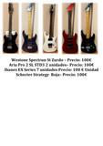 Guitarras - foto