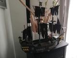 Barco de Piratas del Caribe de Megabloks - foto