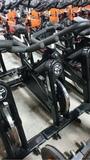 Bicicletas spinning tomahawk con correa - foto