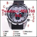 Ghct0f reloj espia full-hd - foto