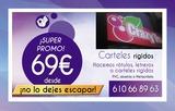 Rótulos y carteles desde 69 euros - foto