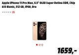 Vendo iphone 11 pro max 6.5 pulgadas 512 - foto