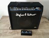 Amplificador Hughes & Kettner Attax 100 - foto