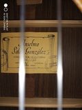 Vendo Guitarra Anselmo Solar 1988 - foto