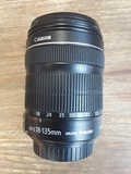 Canon EFS 18-135 IS STM - foto