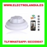 P  Detector de Humo Camara Oculta HD Wif - foto