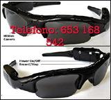 Wvdc4p gafas sol camara de video - foto
