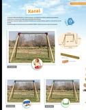 Parques infantiles - foto