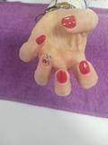 Manicure y Pedicure Semipermanente. - foto