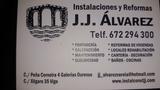 instalaciones y reformas J.  J. Álvarez - foto