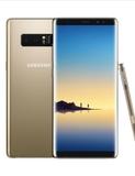 Samsung note 8 plus gold - foto
