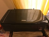 impresora y escáner - foto