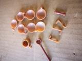 lote de utensilios de cocina playmobil - foto