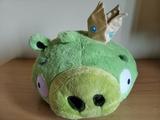 Angry Birds Cerdo Verde Rey - foto