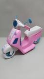 Moto Vespa Nancy de Famosa con Luz - foto