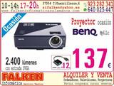 PROYECTOR BENQ MP611C 2400 LúMENES